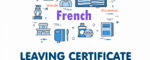 LC20HFB1 – Leaving Certificate – Higher French– Term 1